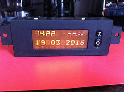 Vauxhall Astra G Mk4 Digital Radio, Date, Time Display 98-04