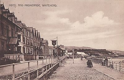 c northern ireland postcard ulster irish antrim whitehead