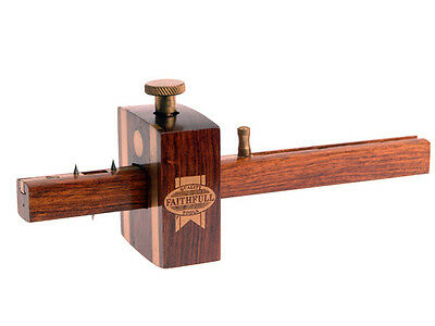 Faithfull High Quality Hardwood Mortice Gauge - Slide Adjustment