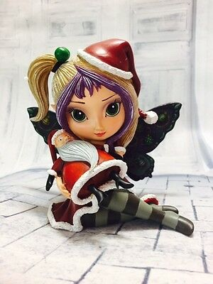 Sandy Claws Fairy - Nightmare Before Christmas Figurine -Jasmine Becket Griffith