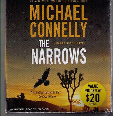 New ! The Narrows Harry Bosch by Michael Connelly CD Complete & Unabridged