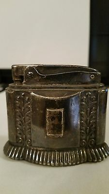 Vintage Ronson Diana Tabletop Lighter, Sparks Well, Working Condition