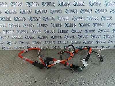 2011 LEXUS CT200 1791 Hybrid Orange Power Cable Rear to Engine