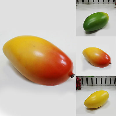 CHIC Exclusive Colossal Mango Super Authentic Fruit kitchen Display Home Decor