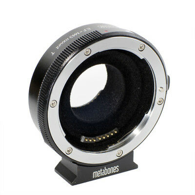 Metabones Canon Ef Lens To Micro Four Thirds T Smart Adapter  (mb-120)