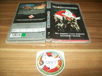 Ghostbusters / Psp / Umd Film / Universal Media Disk / Sony