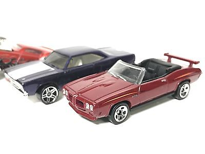 Lote 6 Coches Hot Wheels