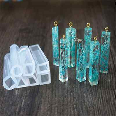 Silicone Molds DIY Pendant Resin Accessories Pendant Jewelry Making Tools FT