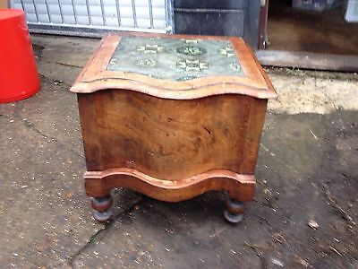 Vintage Wooden Commode