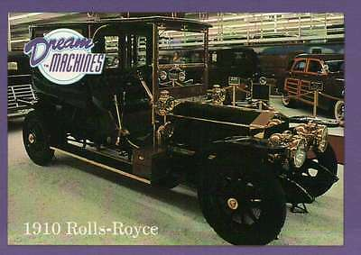 1910 Rolls-Royce, Imperial Palace Coll., Las Vegas, Trading Card -- Not Postcard