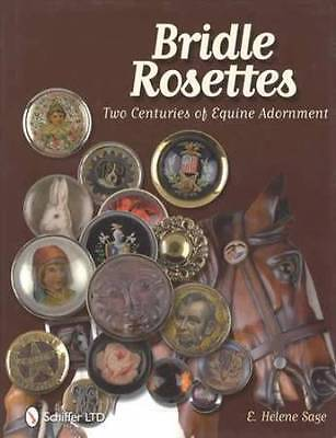 200yrs of Horse Vintage Bridle Rosettes & Pins - Collector Reference ID