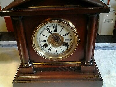 Antique mantel clock post 1900