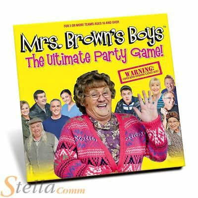 Paul Lamond Mrs Brown's Boys The Ultimate Party Board Game Adult Gift