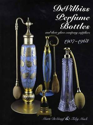 DeVilbiss Perfume Bottles & Glass Co 1907-1968 Reference Atomizers 320pgs Photos
