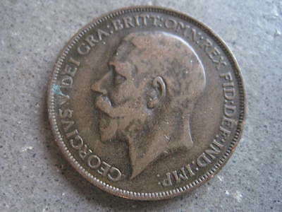 GB..1d..one penny...1926...ref 6