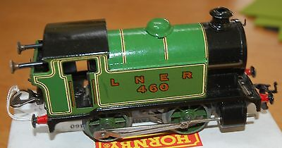 Hornby Trains O Gauge Type 101 Loco In Lner Green Livery Refurbised Boxed