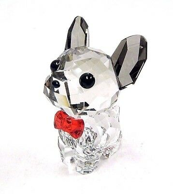 Bruno The French Bulldog Puppy Dog Lovlots 2016 Swarovski Crystal #5213639