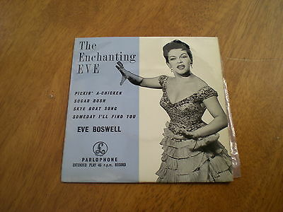 Eve Boswell - The Enchanting Eve