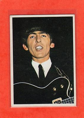 The Beatles Diary US Original Topps 1960's Color Bubble Gum Card # 47A