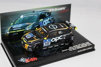 Minichamps 1/43 Opel Astra OPC #142 24H Nurburgring 2010 Limited 1,010 pcs