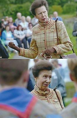 2 Photographs of Princess Anne, The Princess Royal