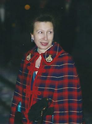 Photograph of Princess Anne, The Princess Royal