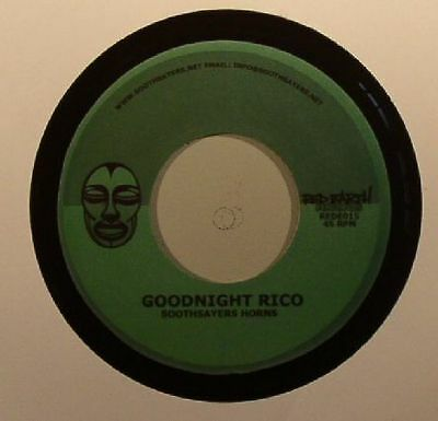 "SOOTHSAYERS HORNS - Goodnight Rico - Vinyl (7"")"
