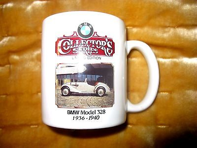 BMW Collector's Series Limited Edition 1936 -1940 Model 328 Mug 935 of 3,000