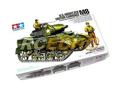 Tamiya Military Model 1/35 Howitzer Motor Carriage M8 Scale Hobby 35312