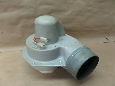 1974 Piper Pa-34 Seneca Aircraft Heater Blower Fan Assy