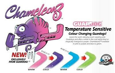 Guardog Chameleonz Colour Changing Blade Guards For Ice Hockey / Figure Skates