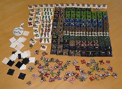 Games Workshop Warhammer Plastic 6mm & Other Small Figures, Amateur Painted