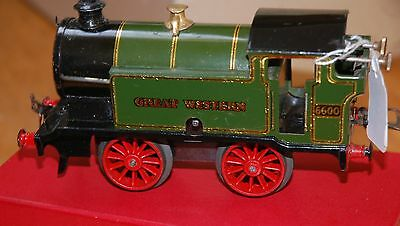 Hornby Trains O Gauge Type M3 In Great Western Railways Green Livery Boxed