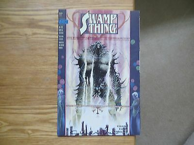 1993 Vintage Dc Vertigo Swamp Thing # 131 Signed By Charles Vess, With Poa
