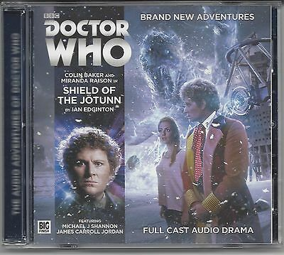 Doctor Who - Shield Of The Jotunn