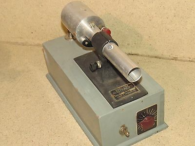 Fred C Henson Co Quartz Fiber Electroscope