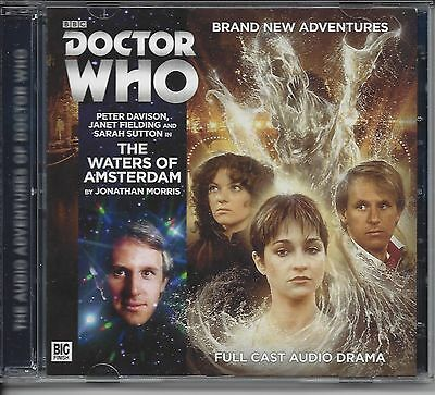 Doctor Who - The Waters Of Amsterdam