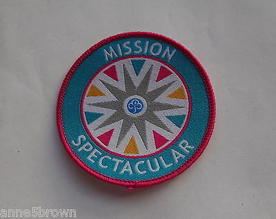 Mission Spectacular Badge - Celebrating 100 Years Of The Senior Section