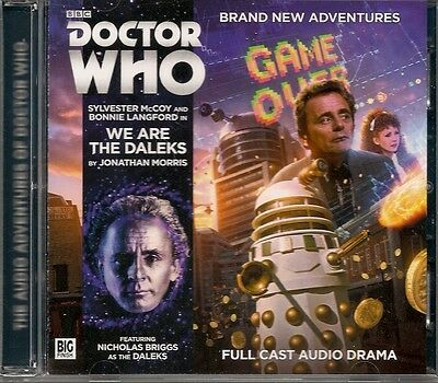 Doctor Who - We Are The Daleks