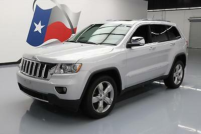2013 Jeep Grand Cherokee Limited Sport Utility 4-Door 2013 JEEP GRAND CHEROKEE LTD HEMI SUNROOF NAV 20'S 55K #574242 Texas Direct Auto