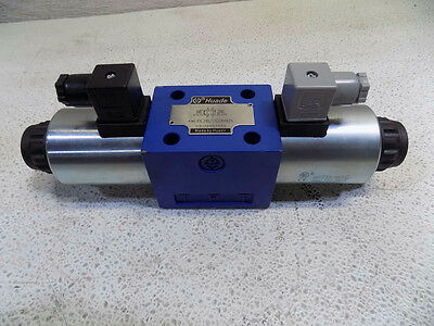Huade 4WE10E31B/CG24N Mechanical Positioning Valve / Hydraulic Solenoid Valve