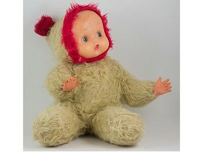 VINTAGE FORMER USSR RUSWIAN DOLL (1970th...)