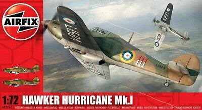AIRFIX® A02067 Hawker Hurricane Mk.1 in 1:72