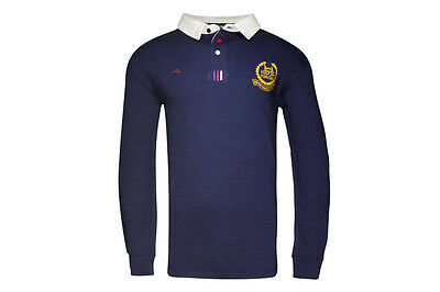 paraWorld Beach Rugby Help for Heroes WBR L/S Camiseta de Rugby