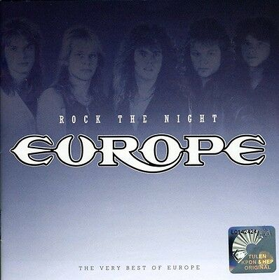 Europe - Rock the Night-Very Best of [New CD] Italy - Import