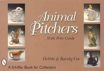 Vintage Porcelain Animal Pitchers Collector ID Guide inc Cow Creamers & More