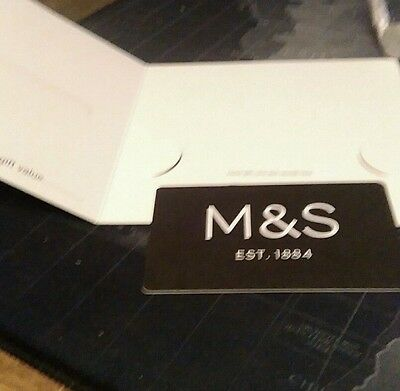 marks and spencer £75 gift card