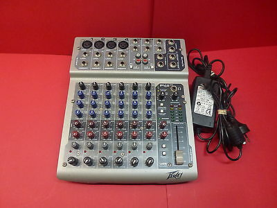 Peavey PV8  8 Channel Compact Mixer