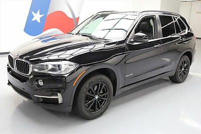 2015 BMW X5 sDrive35i Sport Utility 4-Door 2015 BMW X5 SDRIVE35I HTD SEATS PANO SUNROOF NAV 33K MI #H39232 Texas Direct