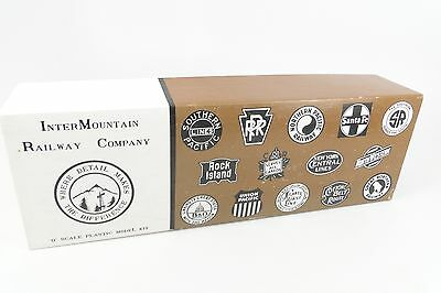 New Vintage Inter Mountain Union Pacific 1937 Aar Train Box Car Kit O Scale